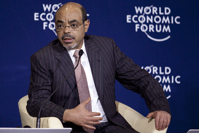 Meles Zenawi: Pragmatic Philosopher and Cruel Despot