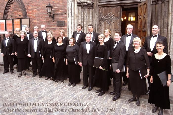 Bellingham Chamber Chorale