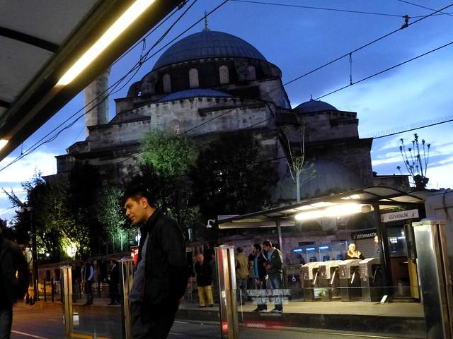 Istanbul - avril 2012 - jour 7 - 002 - Gazi Atik Ali Paşa Cami