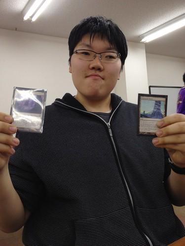 GPT Yokohama - Chiba 2nd Champion : Miyamoto Hiroya