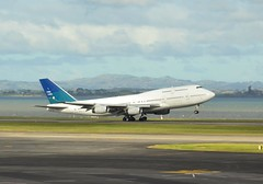 Air NZ 747 ZK-NBU