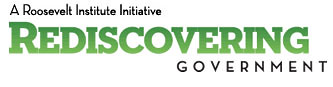 Rediscovering Government logo