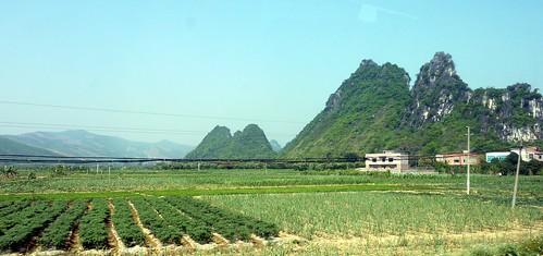 C-Guangxi-Route Chutes Detian (20)
