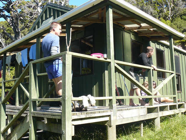 North Arm Hut - Rakiura Track