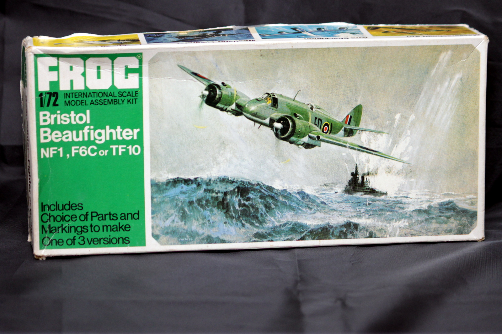 Boxart F191