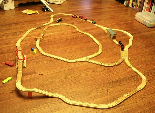 Epic Train Track