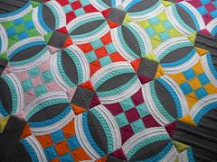 Urban Nine Patch Quilt