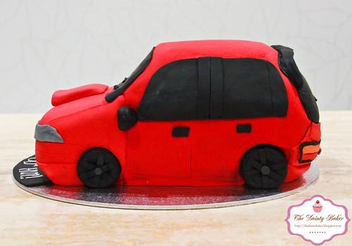 Corolla Cake-6
