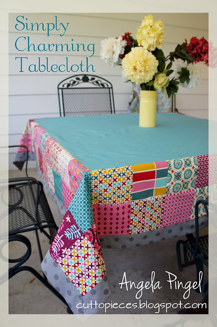 Simply Charming Tablecloth
