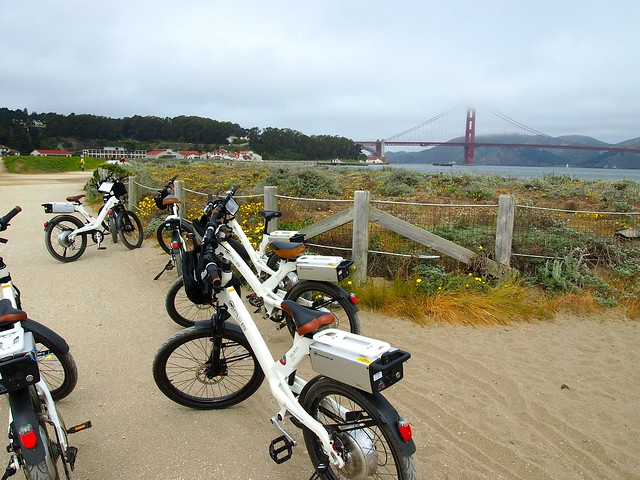 Electric Tour Company, San Francisco