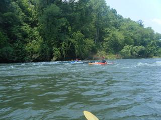 Broad River Paddling May 26, 2012 12-053