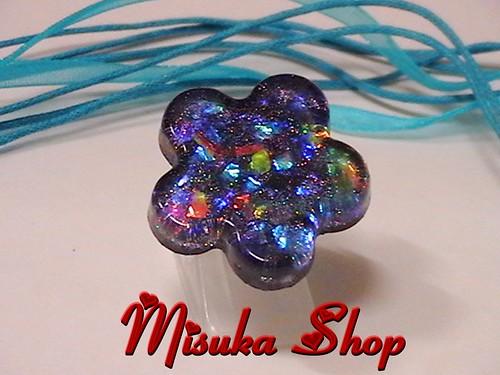 Blossom Azul Chip Multicolor