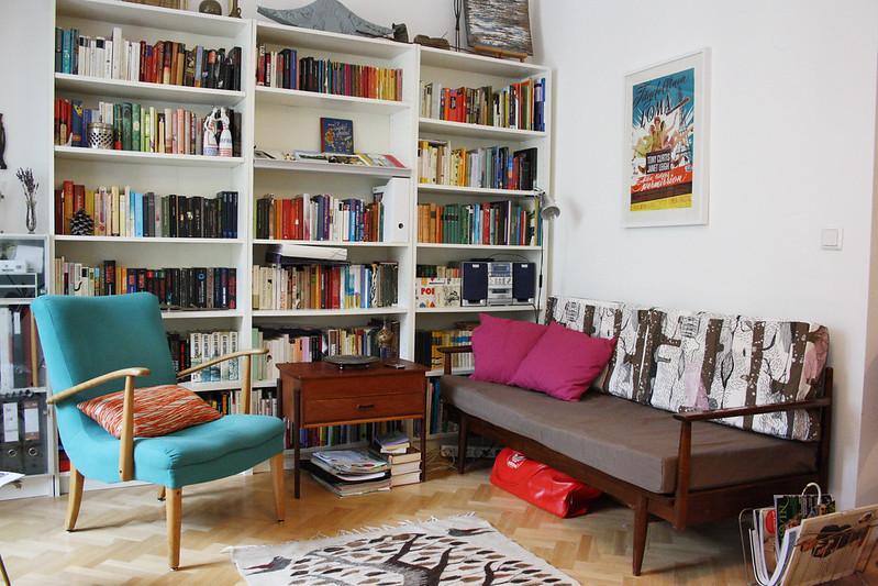 Sofa - after