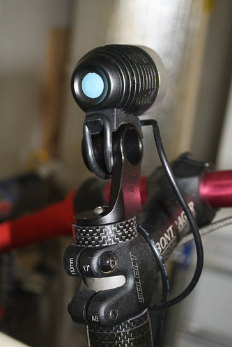 Paul Components Stem Cap Light Mount