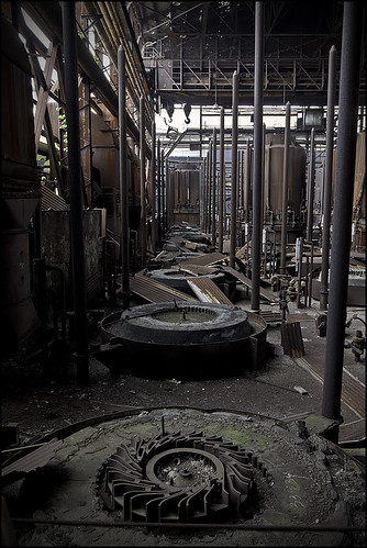 Steel Mill by hoodwatch