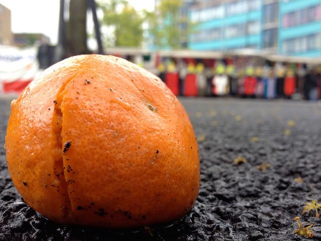 Unlucky Tangerine