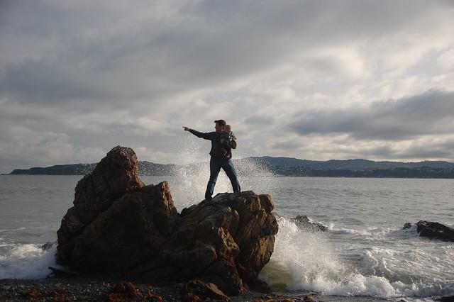 sense of adventure<