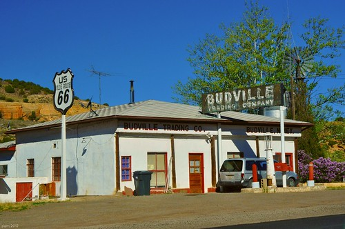 Budville New Mexico Glamour Shot