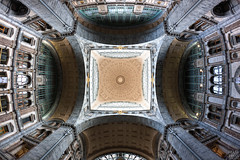 Antwerp Central Station: the Dome