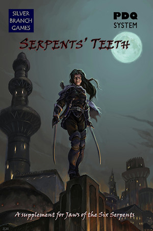 Serpent's Teeth
