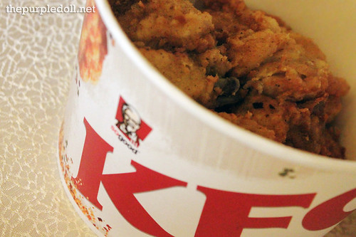 KFC Bucket of Chicken