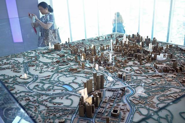 Kuala Lumpur model