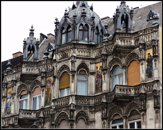 Art nouveau architecture in budapest flickr photo sharing for Architecture art nouveau
