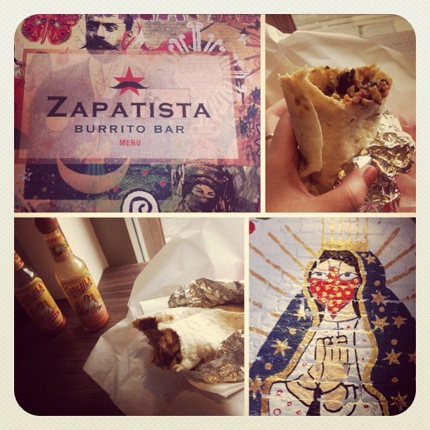 Zapatista Newcastle