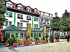 A #hotel in Ilmenau.