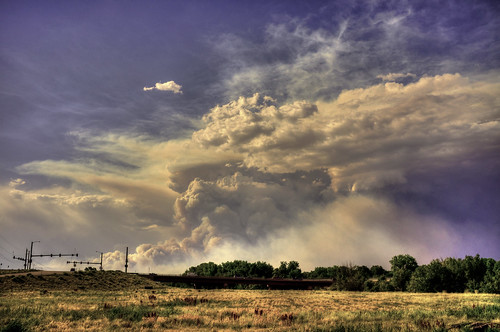 Waldo Canyon Fire - June 26, 2012