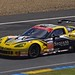 Larbre Competition's Corvette C6 ZR1 Driven by Jean-Philippe Belloc, Christophe Bourret and Pascal Gibon ©Dave Hamster