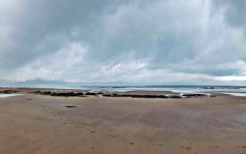 Sandsend: Beach