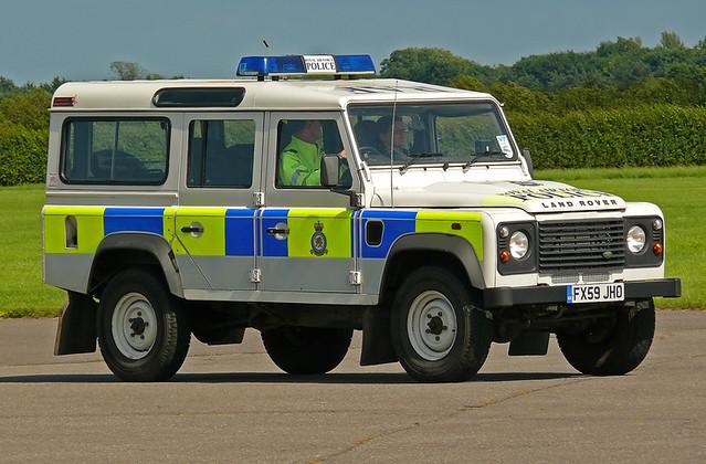 Raf Police Land Rover 110 Defender Flickr Photo Sharing