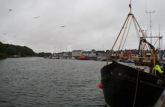 Stornoway Harbour, Isle of Lewis