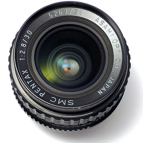 SMCペンタックス 30mm F2.8