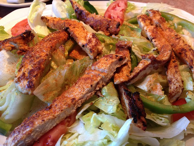 Cajun Chicken Salad | Flickr - Photo Sharing!