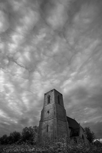 The Church at Icklingham by right2roam