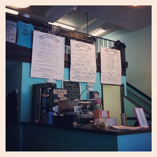 Sugar Cafe, Dormont.