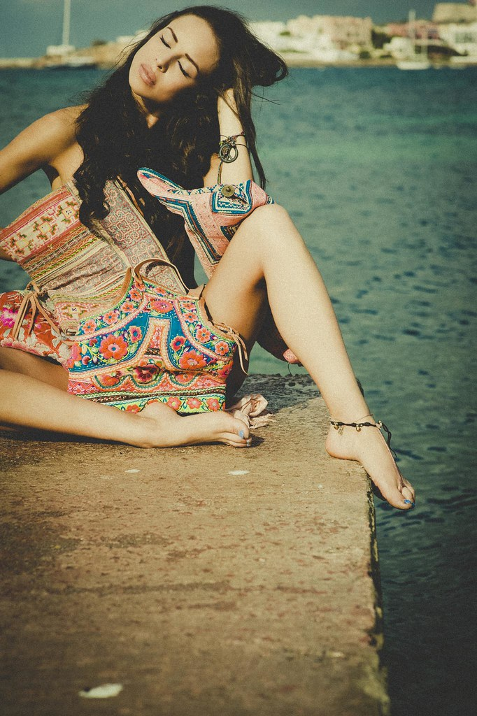 Peace, love and hippy handbags...