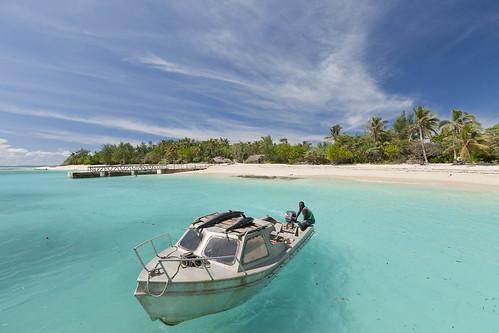Mystery Island - Vanuatu