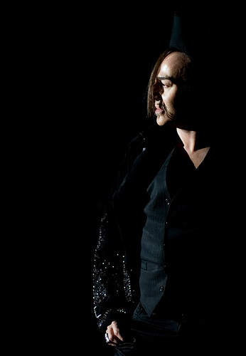 Hannah Duke 03/07/12 Raf Simons Christian Dior debut