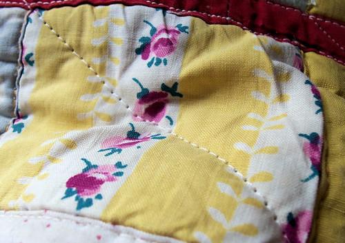 Stitching Quilt