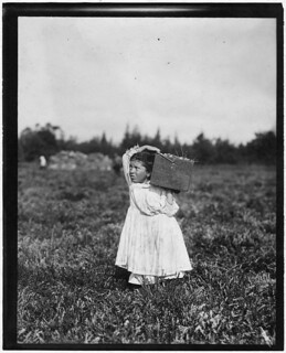 Eight year old Jennie Camillo lives in West Maniyunk, Pa., September 1910