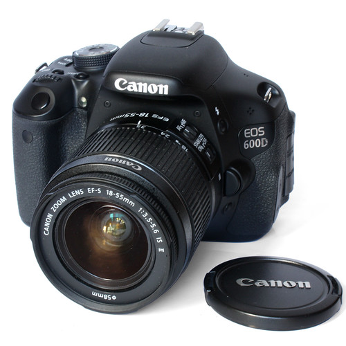 Canon eos 600d camera the free camera for Housse canon eos 600d
