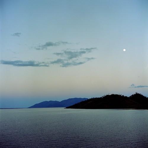 Lake Ross Moonrise