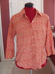 orange(0.0), magenta(0.0), blouse(0.0), design(0.0), pink(0.0), textile(1.0), clothing(1.0), collar(1.0), dress shirt(1.0), sleeve(1.0), maroon(1.0), outerwear(1.0), peach(1.0), shirt(1.0),