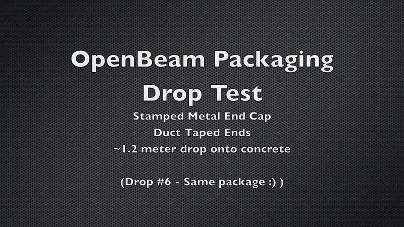 OpenBeam_Drop_Test_2