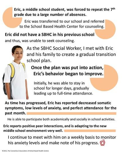 Eric's mental health
