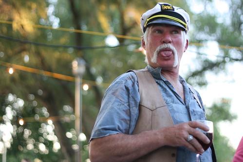 captain uncle david