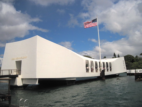 Arizona Memorial by Southworth Sailor